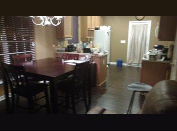 EasyRoommate US -  $500 Nice Room Furnished Private bathroom- Huntersville- 3 miles from 77 (Huntersville N.C.), Huntersville - $500 /mo