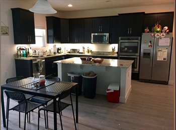 EasyRoommate US - 2 Open Rooms - New House - Near Baldwin Park, Orlando - $800 /mo