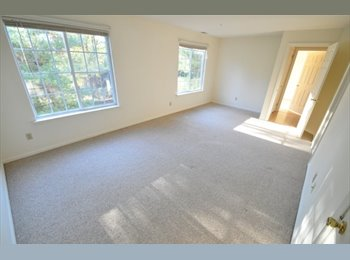EasyRoommate US - Sunny Morristown Apartment Master Bedroom for Rent $1230, Morristown - $1,230 /mo