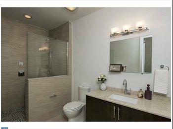 EasyRoommate US - 3 bed 3.5 bath Townhouse in Manayunk in unit W/D Garage avl., Philadelphia - $825 /mo
