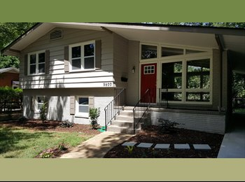 EasyRoommate US - Room for rent in upscale house / montclaire neighborhood, Charlotte Area - $750 /mo