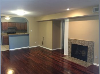EasyRoommate US - 2 Bedroom - 2 Bathroom - Apartment To Share With Female Student, Texas Medical Center - $750 /mo