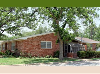 EasyRoommate US - Great Room for Rent!, Lubbock - $375 /mo