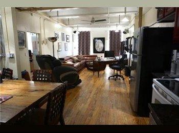 3 Bedroom Loft Style Apartment Dumbo-Fulton Street