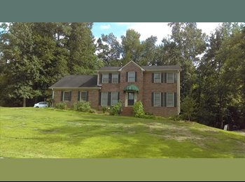 EasyRoommate US - No Lease No Drama Month to Month Room for Rent Available $399.99 Woodstock,GA 30188 near Sandy Plans, Woodstock - $399 /mo