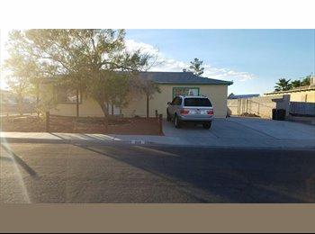 EasyRoommate US - Single Family Home off Charleston and Rainbow, Las Vegas - $500 /mo
