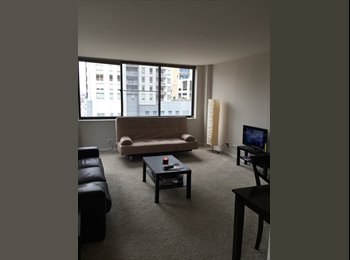 Room available in 2BD/2BA