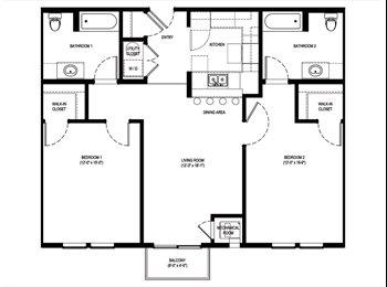 EasyRoommate US - perfect room, Pittsburgh - $850 /mo