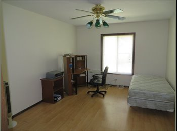 EasyRoommate US - Roommates needed for two rooms (one 120 square feet & other 215 square feet) in two bedroom apartmen, Vernon Hills - $400 /mo
