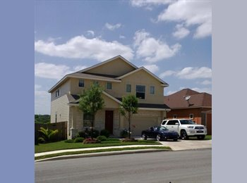 EasyRoommate US - Four bedrooms to choose from in super nice house, San Antonio - $500 /mo