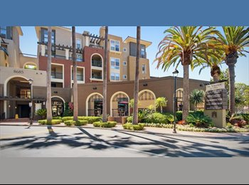 EasyRoommate US - Room with Private Bathroom in Promenade at Rio Vista, San Diego - $1,100 /mo