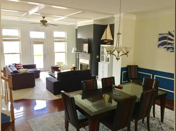 $900 AVAIL. NOW -Private room, bath and patio / townhouse...