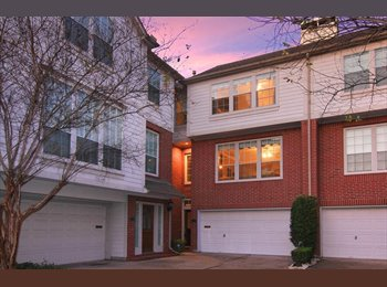 Midtown townhome with large spacious bedroom for rent