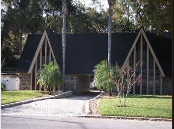 EasyRoommate US - Exclusive Maitland Dommerich Woods Executive Rental, Altamonte Springs - $750 /mo