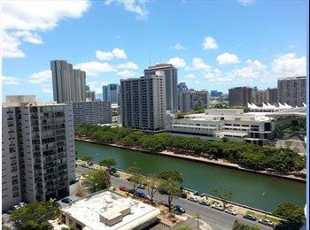 EasyRoommate US - Waikiki Private Room, Honolulu - $1,050 /mo
