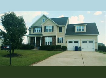 EasyRoommate US - Room available (Huge backyard and Mancave), Hope Mills - $550 /mo