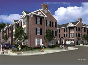 EasyRoommate US - Beautiful townhouse right next to central campus at the University of Delaware, Newark - $713 /mo