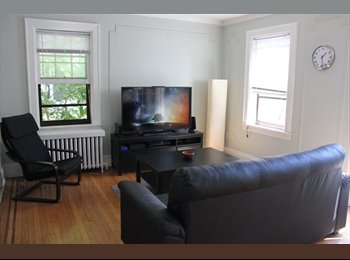 Furnished room in 3 bedroom - woodlawn