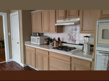 Looking for roommate for m streets house