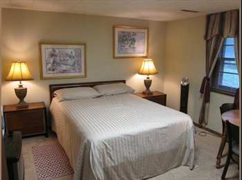 EasyRoommate US -  Furnished Room in Family Home  with Utilities/HS Internet, Burnsville - $500 /mo
