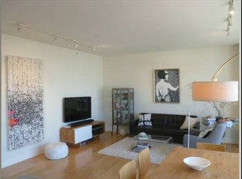 AMAZING private room and ensuite in 2br/2ba apartment