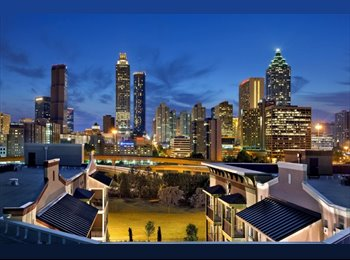 2 BR 2 BA apartment in Atlanta - GREAT LOCATION