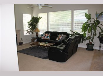 2 ROOMS $550-Available October 15th—(North Natomas)