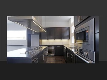 Brand New modern uptown townhome for rent