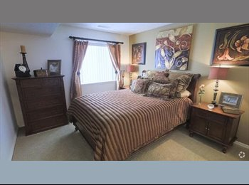 EasyRoommate US - 1 UNIQUE BEDROOM SELF APARTMENT FOR QUICK MOVE IN, Colorado Springs - $500 /mo
