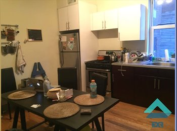 EasyRoommate US - Rooms in a Four Bedroom Duplex/Two bathrooms | Bedford L Train Williamsburg, Williamsburg - $1,350 /mo