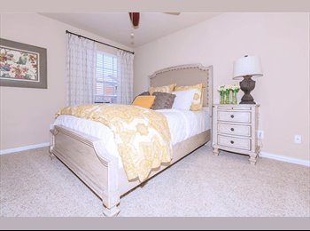 EasyRoommate US - Large Bedroom/Private Bath/ Walk-in closet in Popular Plano Area, Plano - $495 /mo