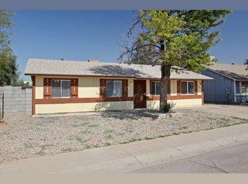 EasyRoommate US - Single Family Home, Phoenix - $850 /mo