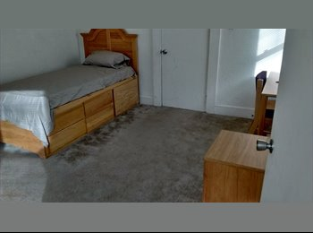 Rooms furnished and unfurnished
