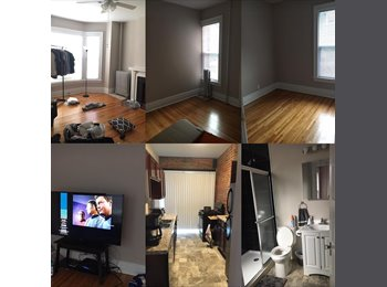 EasyRoommate US - Room Available in Newly Renovated Apartment on Bryant Street, Buffalo - $600 /mo