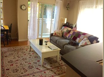 EasyRoommate US - Share 2 bd/2ba condo with professional female in downtown Bellevue!, Bellevue - $1,125 /mo