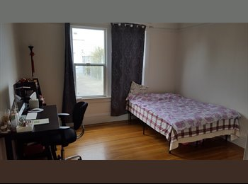 EasyRoommate US - 16th Ave and Irving: Two rooms available, San Francisco - $1,250 /mo