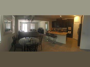 EasyRoommate US - Master Bedroom in a Quiet, Safe, Spacious Home in SW Las vegas, Las Vegas - $750 /mo