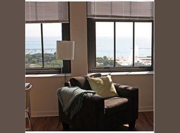 Male/Female roommate wanted in a luxury Student Apartments...