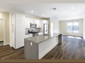 EasyRoommate US - Brand New 3 Bedroom next to Northeastern! Available Now!, Boston - $1,300 /mo