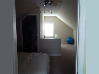 Private master suite/full bath available October 1st
