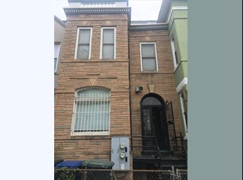 EasyRoommate US - Wow! A room available in the historic Shaw Neighborhood?! You bet!, Washington - $1,095 /mo
