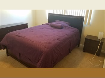 EasyRoommate US - Private Bedroom and Bathroom, w/ Parking and storage. In nice quiet Neighborhood.  Pet friendly. , Los Angeles - $1,000 /mo