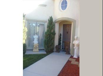 Huge 5 bedroom home in gated willow walk community