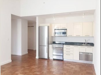 Lease transfer for the  main bedroom in a shared 1 br Apt
