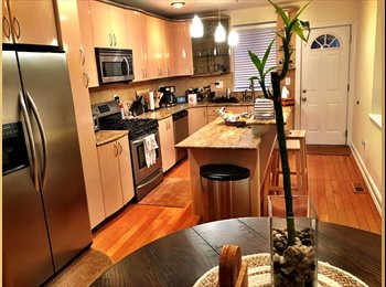 EasyRoommate US - Room for rent in newly rennovated home in Fairmount neighborhood!, Philadelphia - $995 /mo