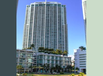Luxury condo with private bedroom, balcony and bathroom!...