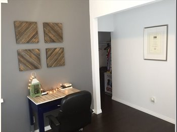EasyRoommate US - Furnished PRIVATE Bedroom $1100 in the heart of LA! , Los Angeles - $1,100 /mo