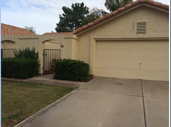 beautiful, safe, quiet central located room/bath in large...