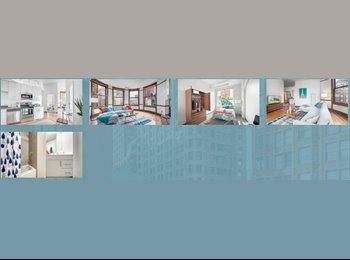 Loop Fully Furnished room
