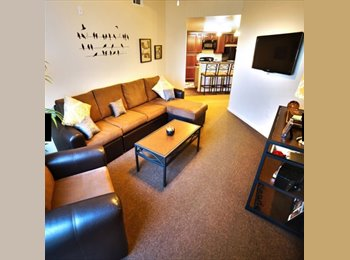 EasyRoommate US - *FULLY FURNISHED ROOM/APT FOR RENT* STRIP VIEW/CLOSE TO UNLV* GATED* SECURITY*, Las Vegas - $575 /mo